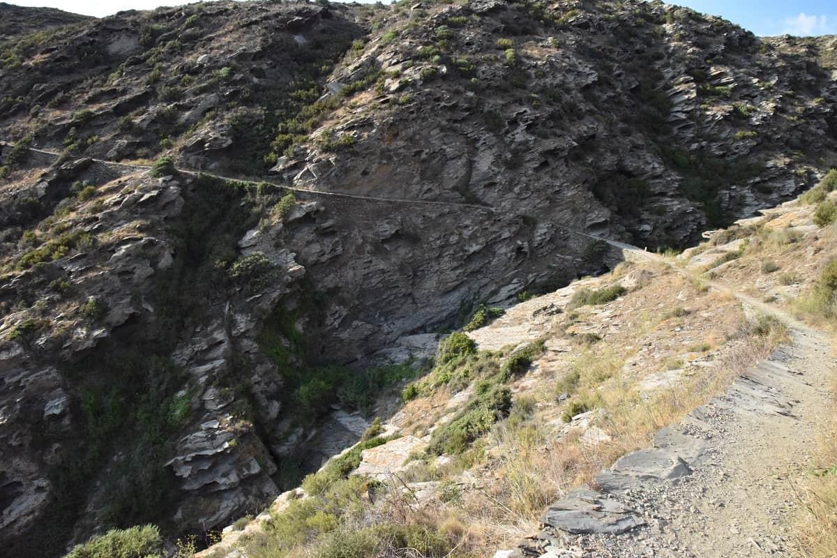 Cadaques cliff