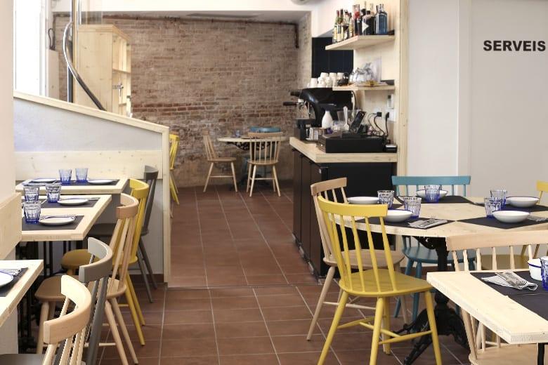 Restaurante Obrac Barcelona Interior