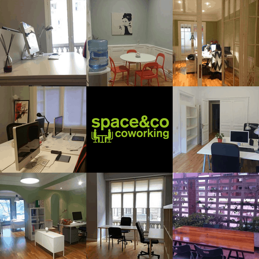 Space&Co Barcelona Coworking