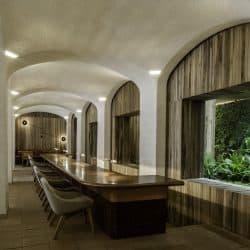Green Spot Restaurant in Barcelona by Isay Weinfeld - En Compañía de Lobos