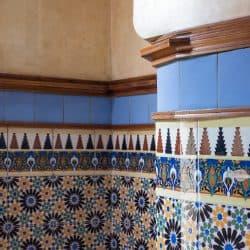 Casa Vicens Tiles