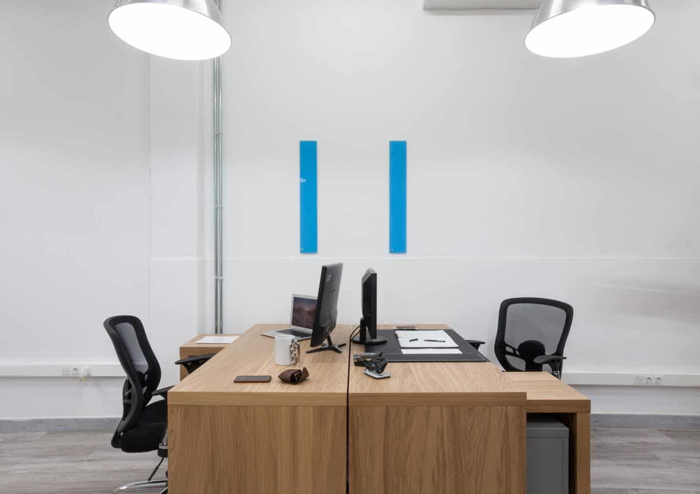 El Despacho Coworking Desks