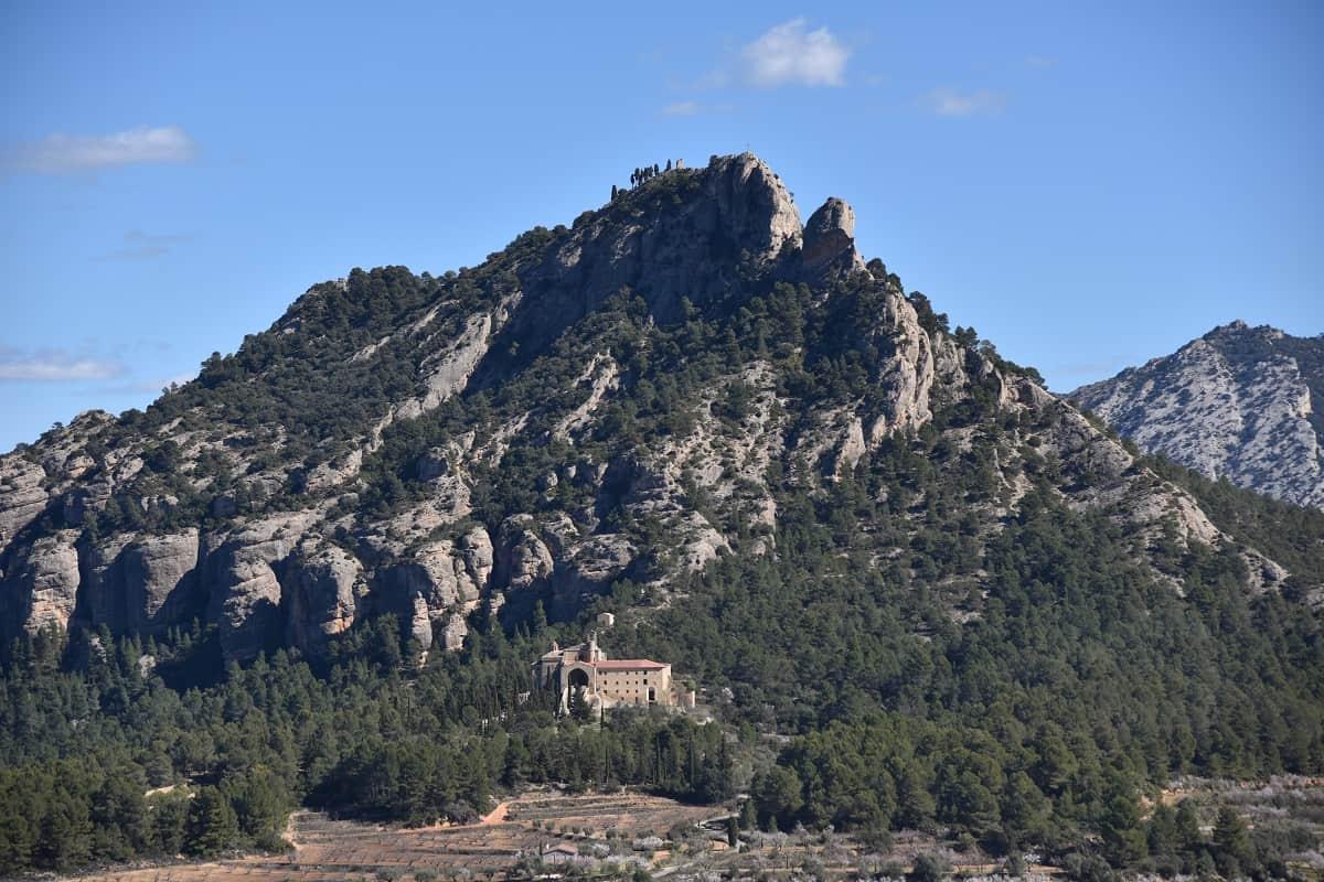 Sant Salvador d'Horta monastery