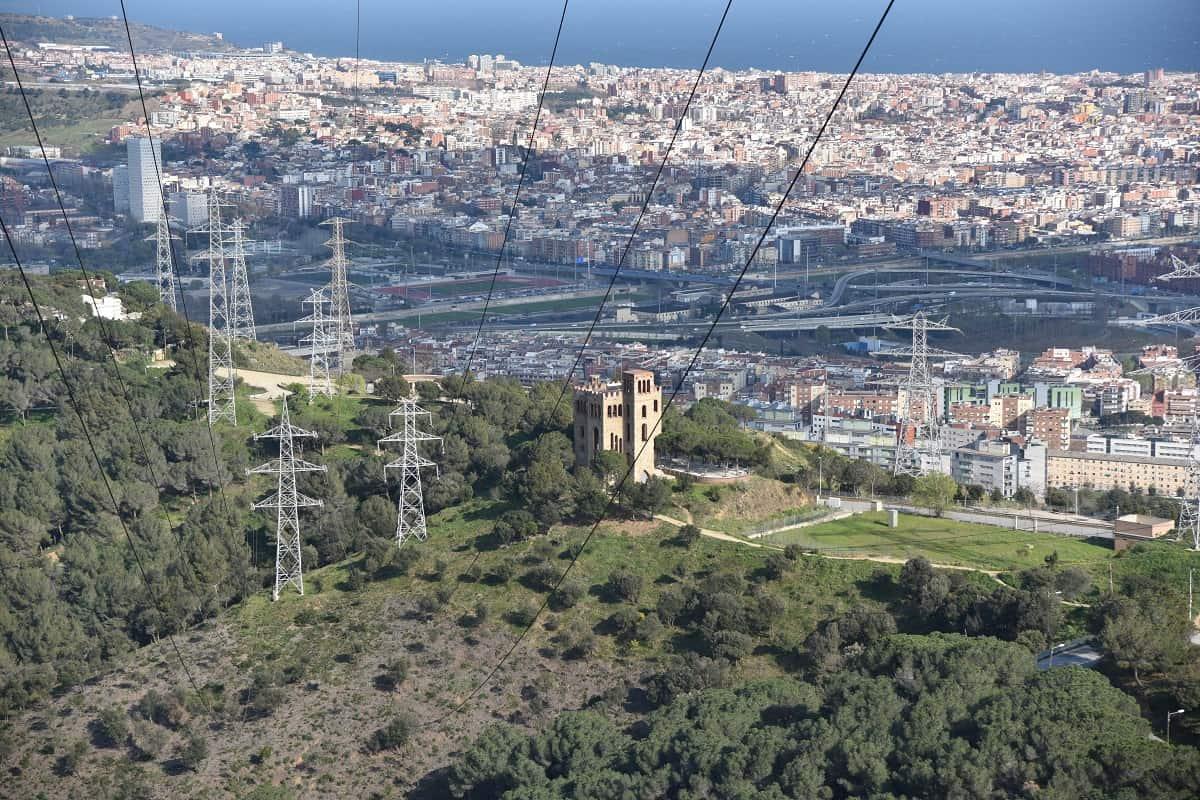 Torre Baró Barcelona