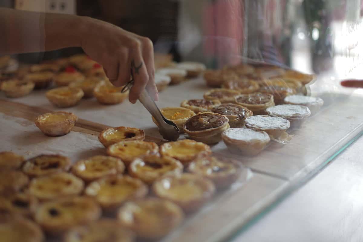 A Casa Portuguesa: Pastelito de Belém