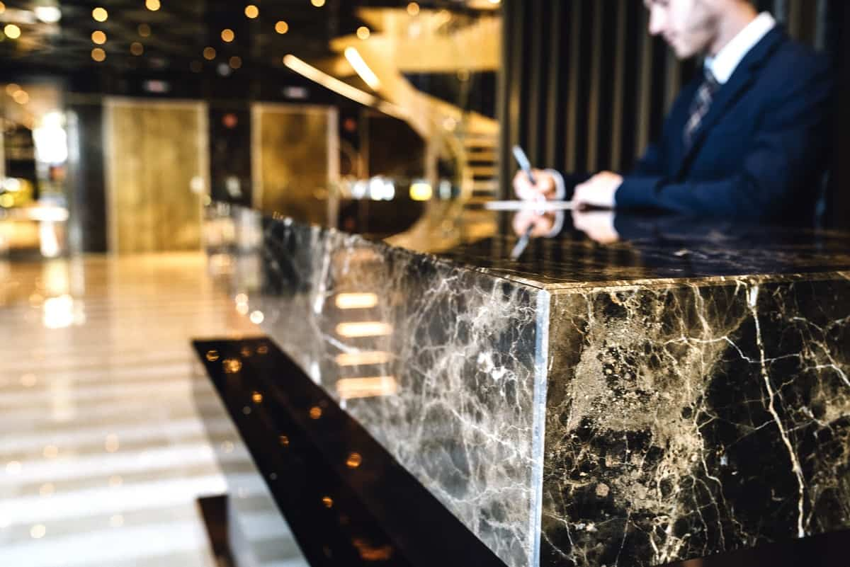 Almanac Barcelona Hotel Lobby