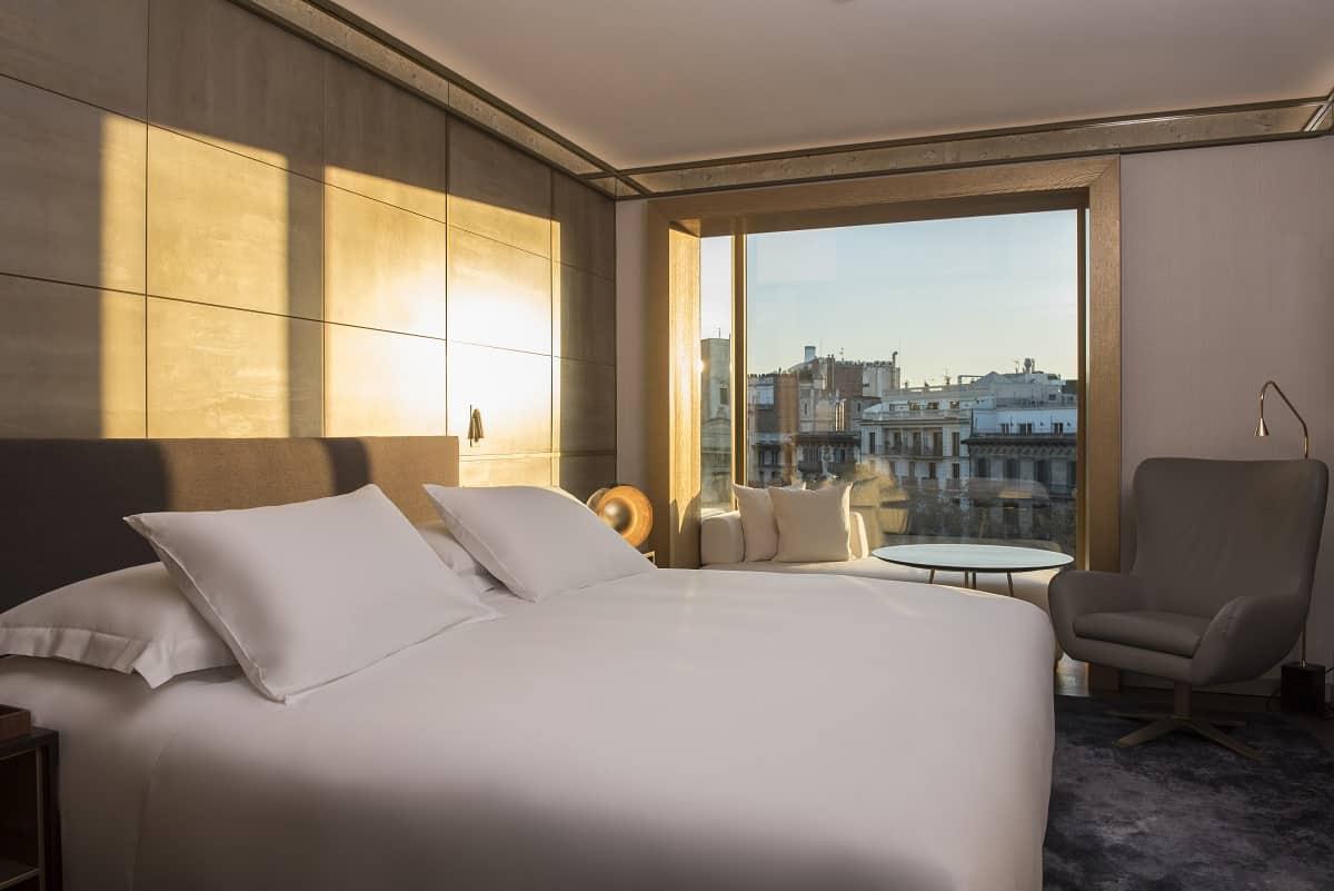 Almanac Barcelona Hotel Room