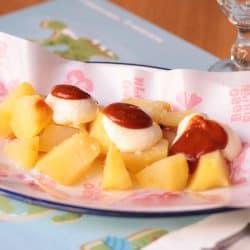 Las patatas bravas de Bobo Pulpín