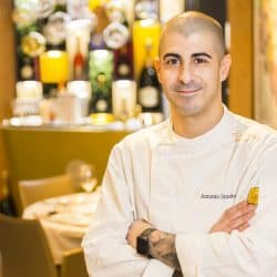 La Taverna del Clínic: Chef Toni Simôes