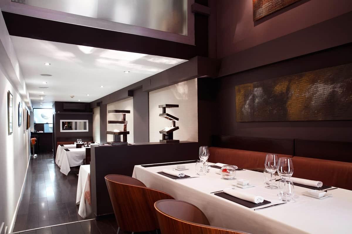 Restaurante Osmosis Barcelona