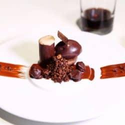 Xocolates amb espècies i fruits secs