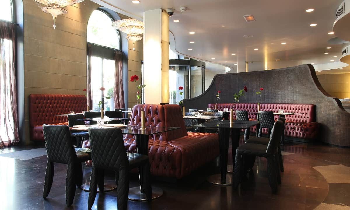 Hotel Bagués: bistrot El Regulador