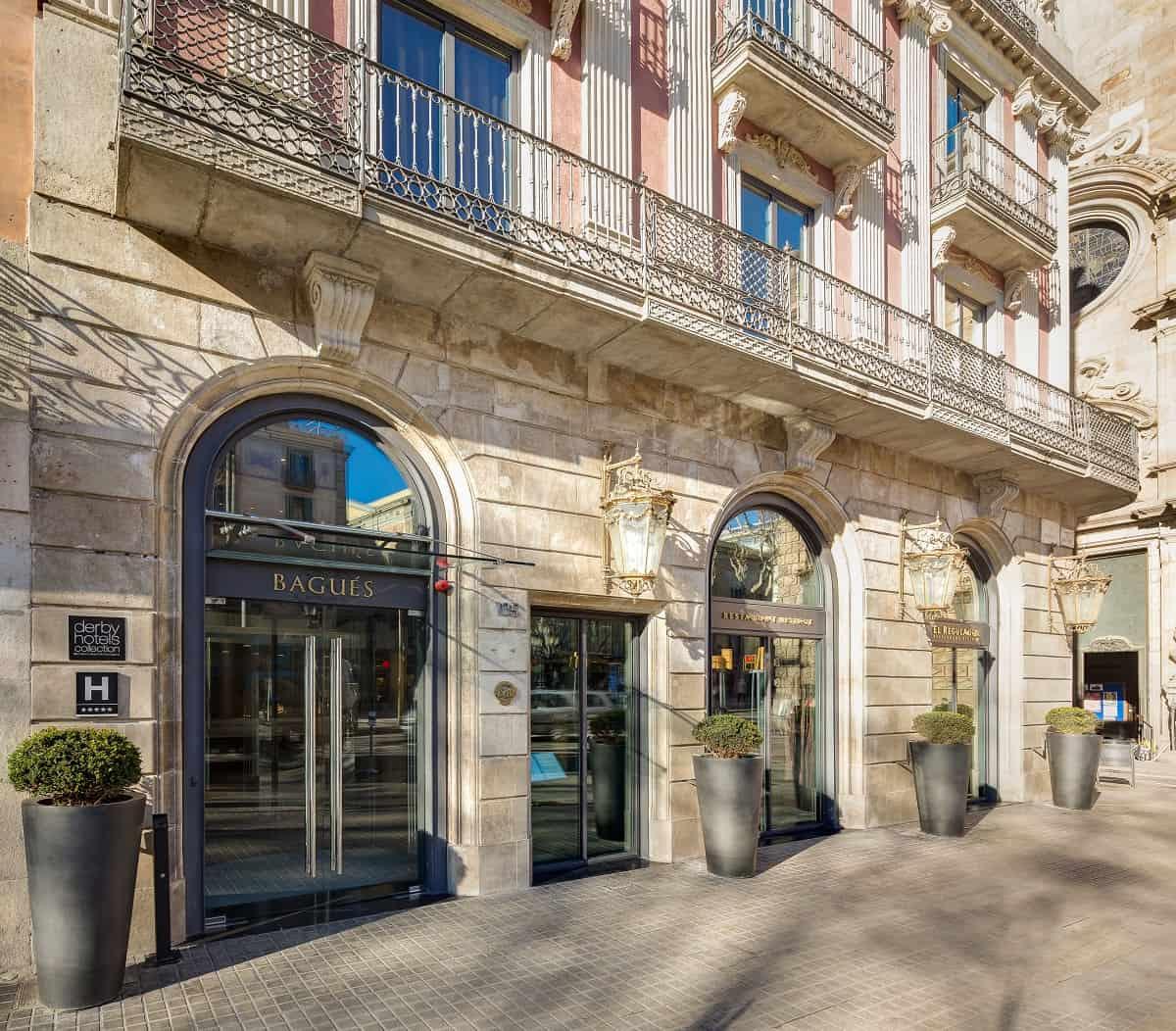 Hotel Bagués Barcelona