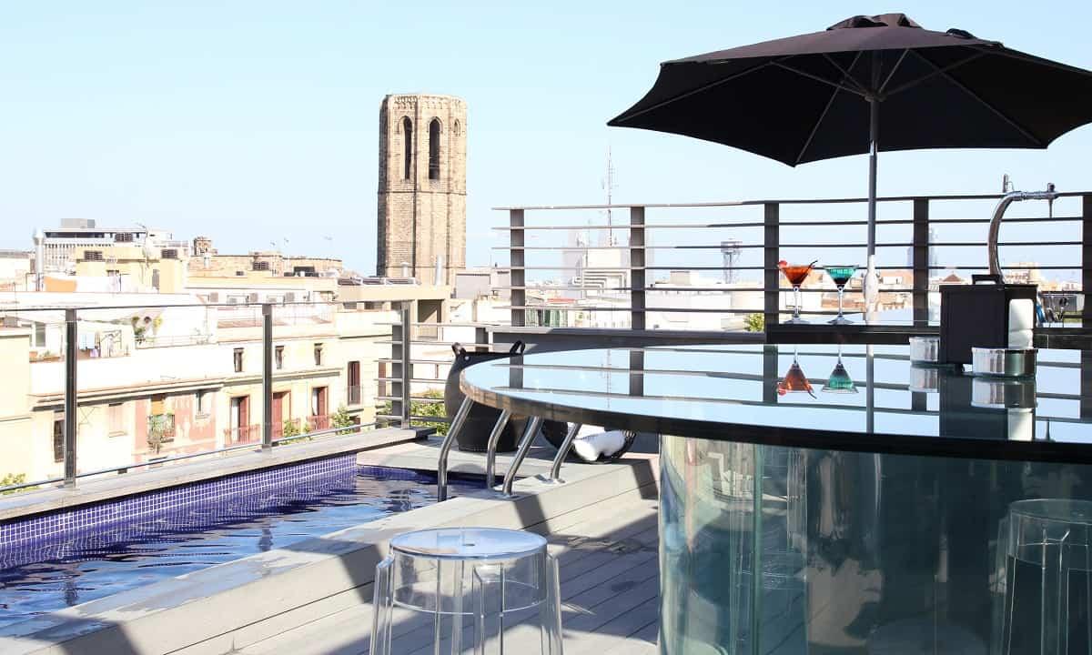 Hotel Bagués Terrace