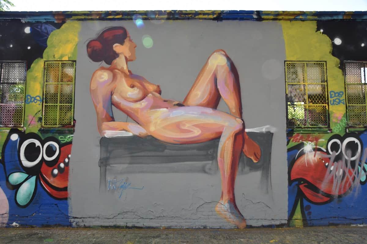 Carrer de Veneçuela Mural