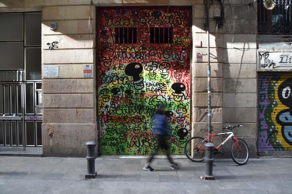 El Xupet Negre, El Raval Barcelona