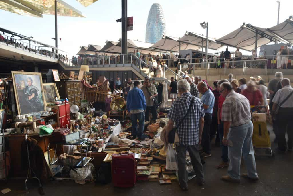 Encants Market