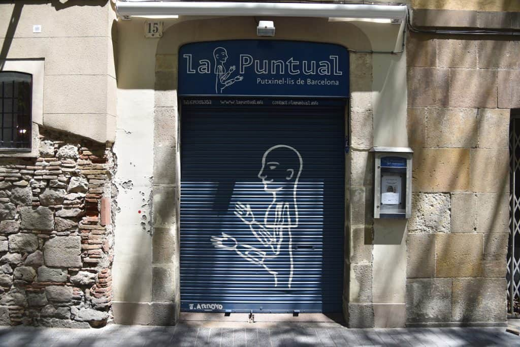 La Puntual Barcelona