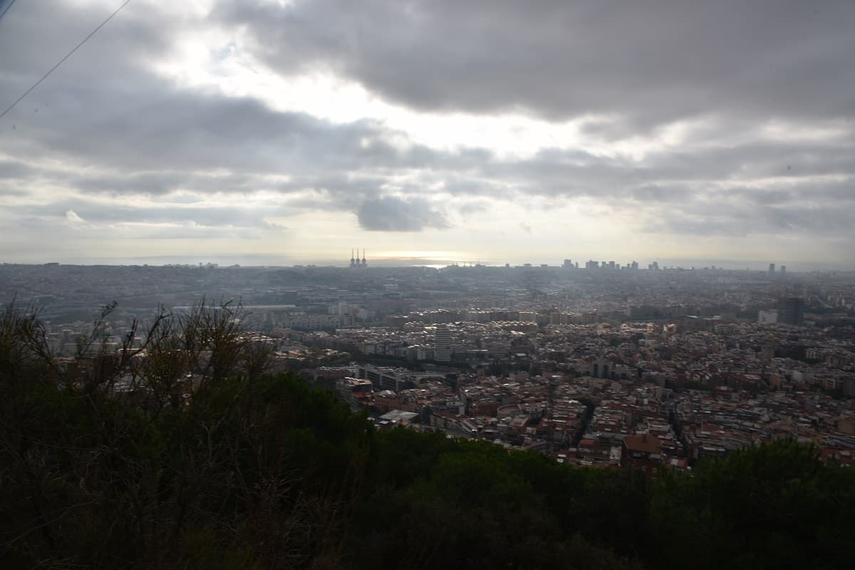 Trinitat Nova to Vallvidrera