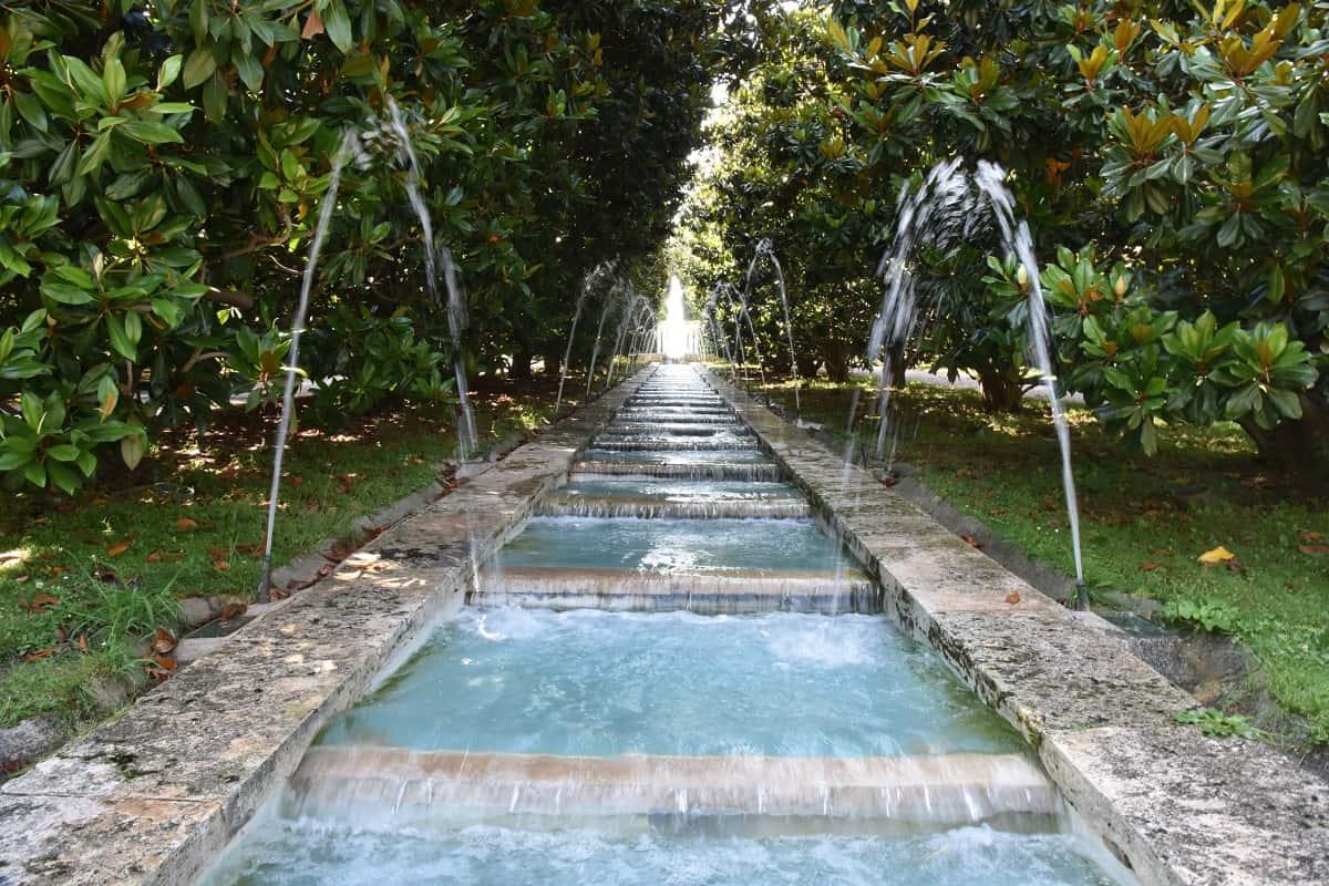 Jardins De Joan Maragall Barcelona Navigator