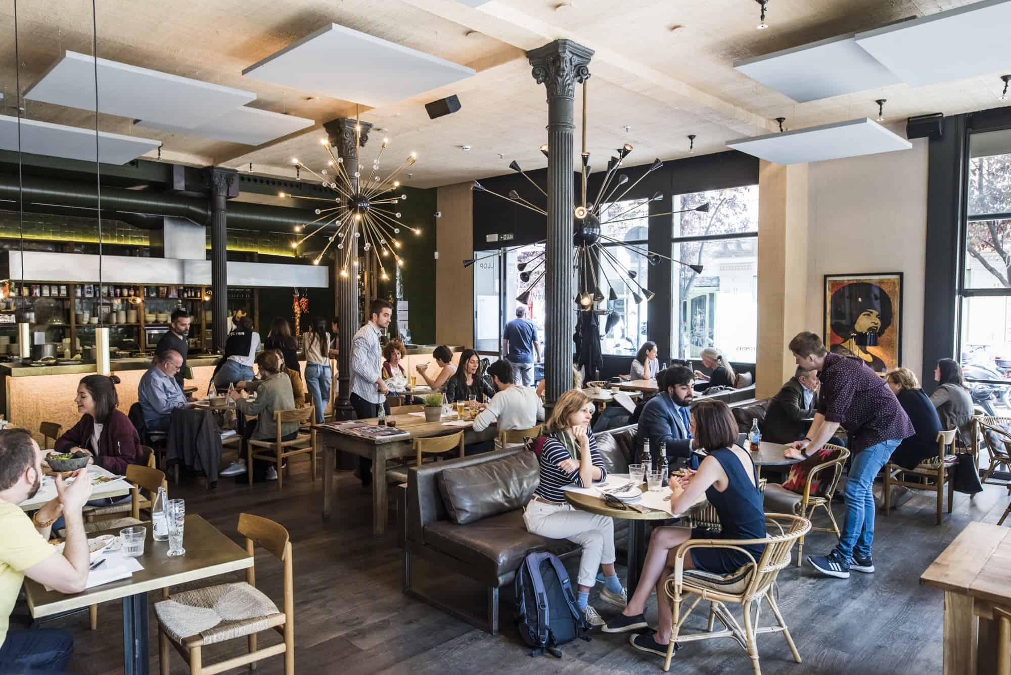 Llop Restaurant, El Raval Barcelona