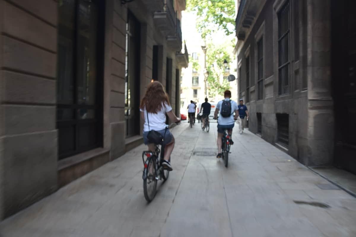 Gothic Quarter Bikes
