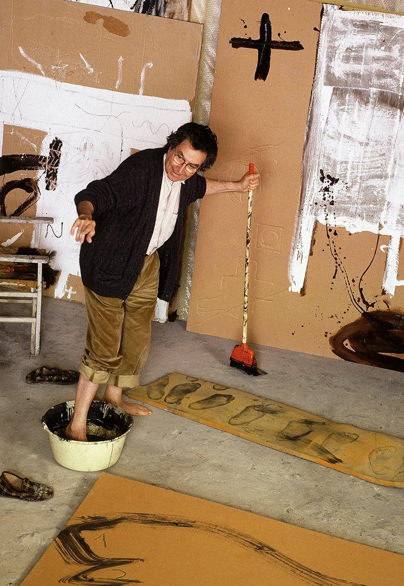 Antoni Tàpies, 1988 BCN