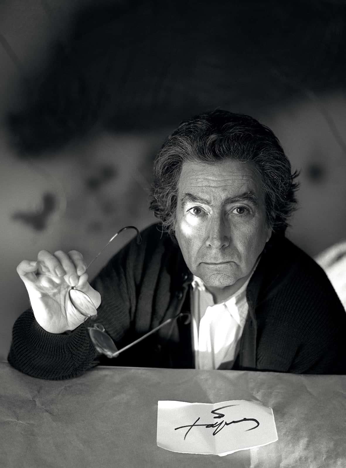 Antoni Tàpies, 1988