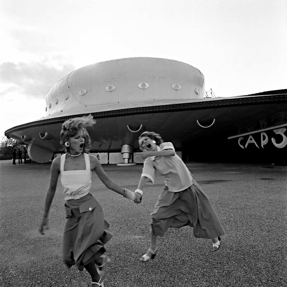 Sophia Kiukkoken i Gabi Wagner, 1975