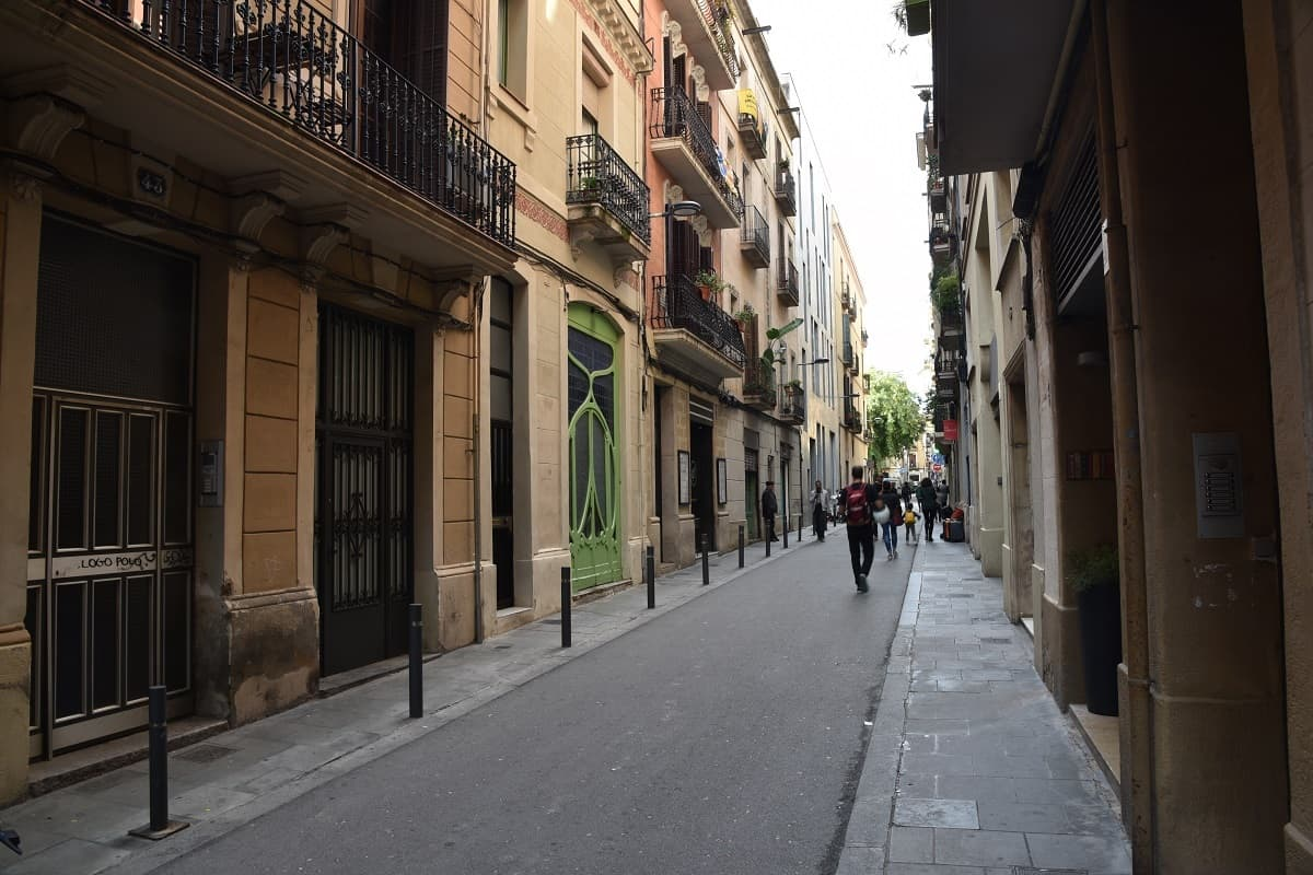 Carrer Francisco Giner