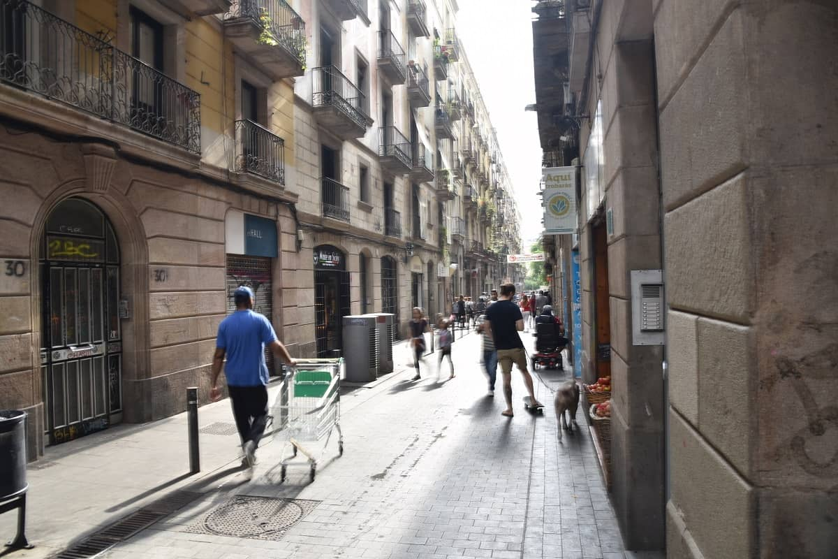 Carrer de Joaquín Costa