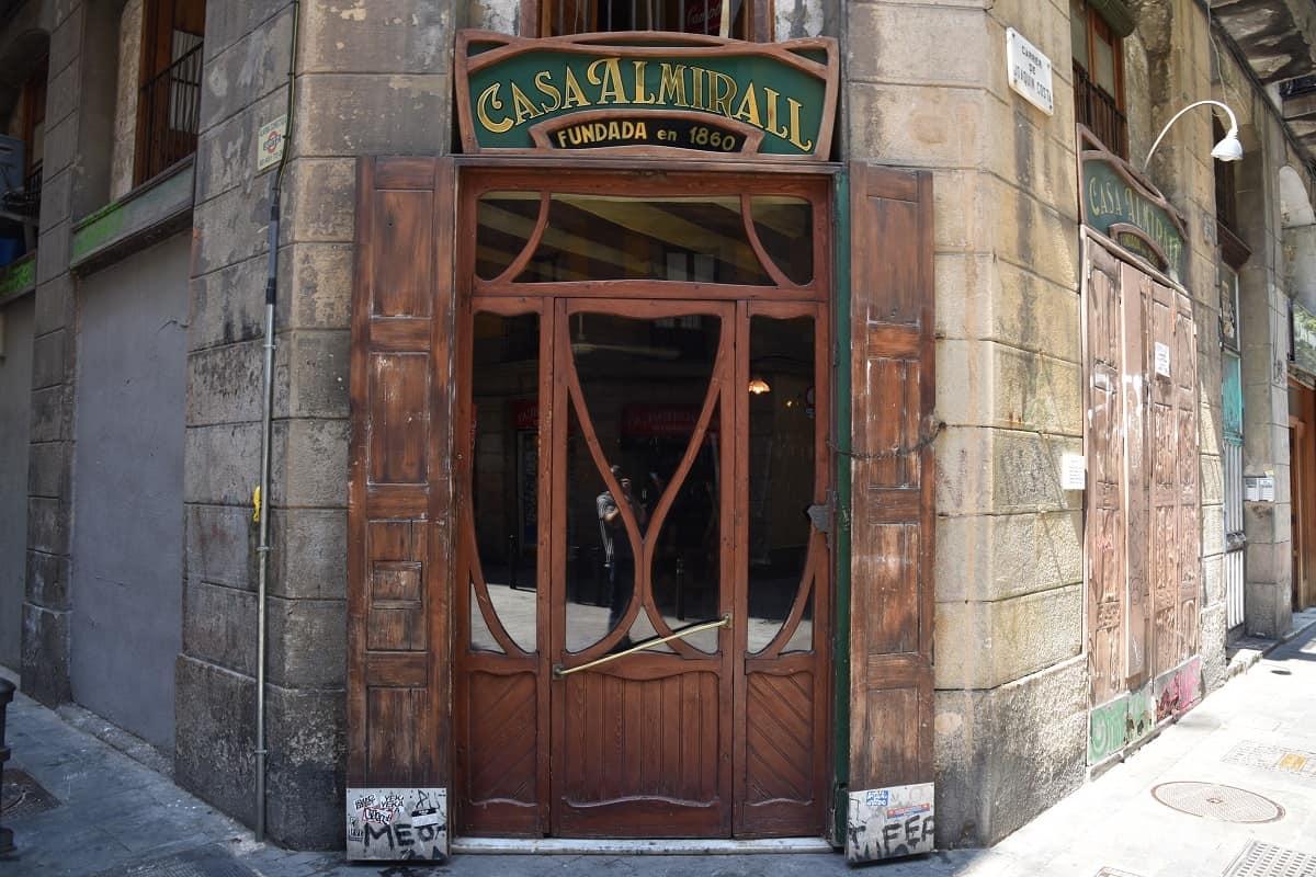 Casa Almirall Barcelona