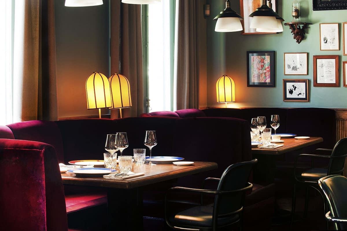 La Dama Restaurant Barcelona