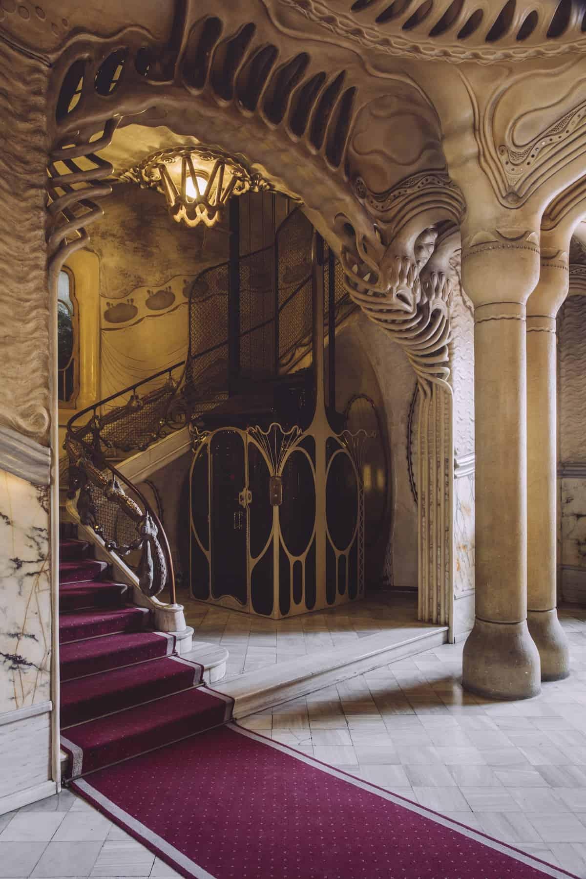 Casa Sayrach Barcelona