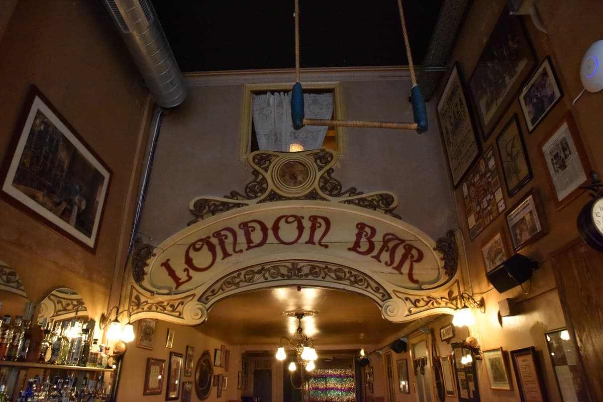 London Bar, Barcelona
