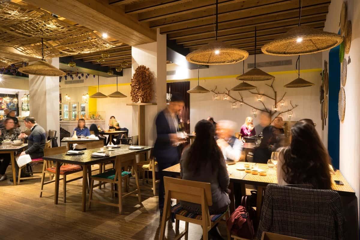 Hoja Santa Restaurant
