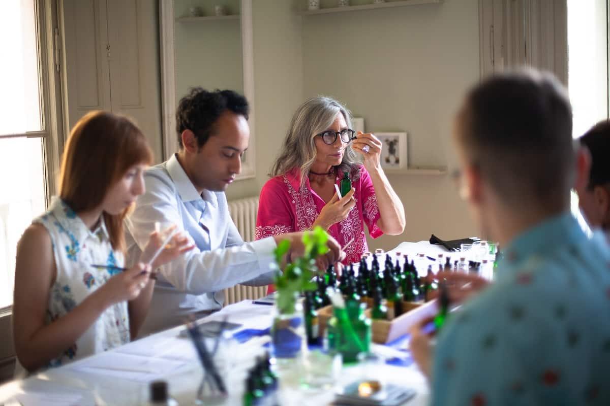 Moss Olfactory Lab: Creating Bespoke Perfumes