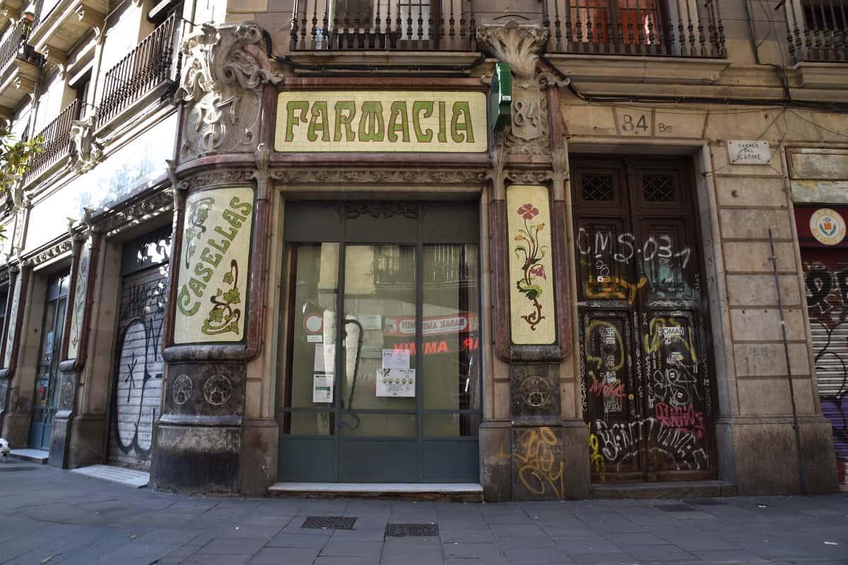 Farmàcia Casellas