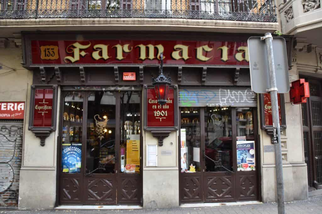 Farmàcia Madroñal