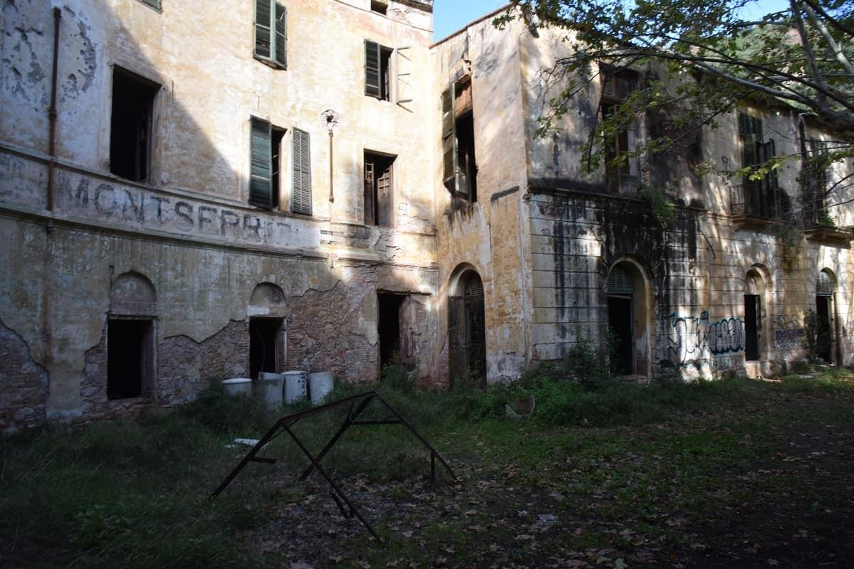 Balneario La Puda de Montserrat
