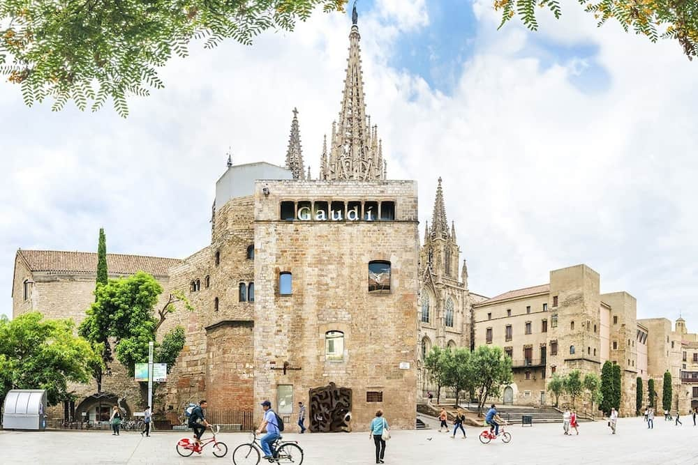 Gaudí Exhibition Center