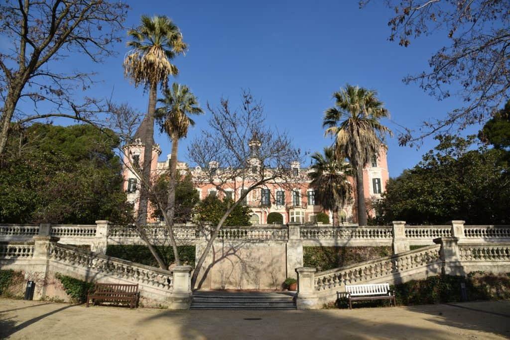 Jardins del Palau de les Heures