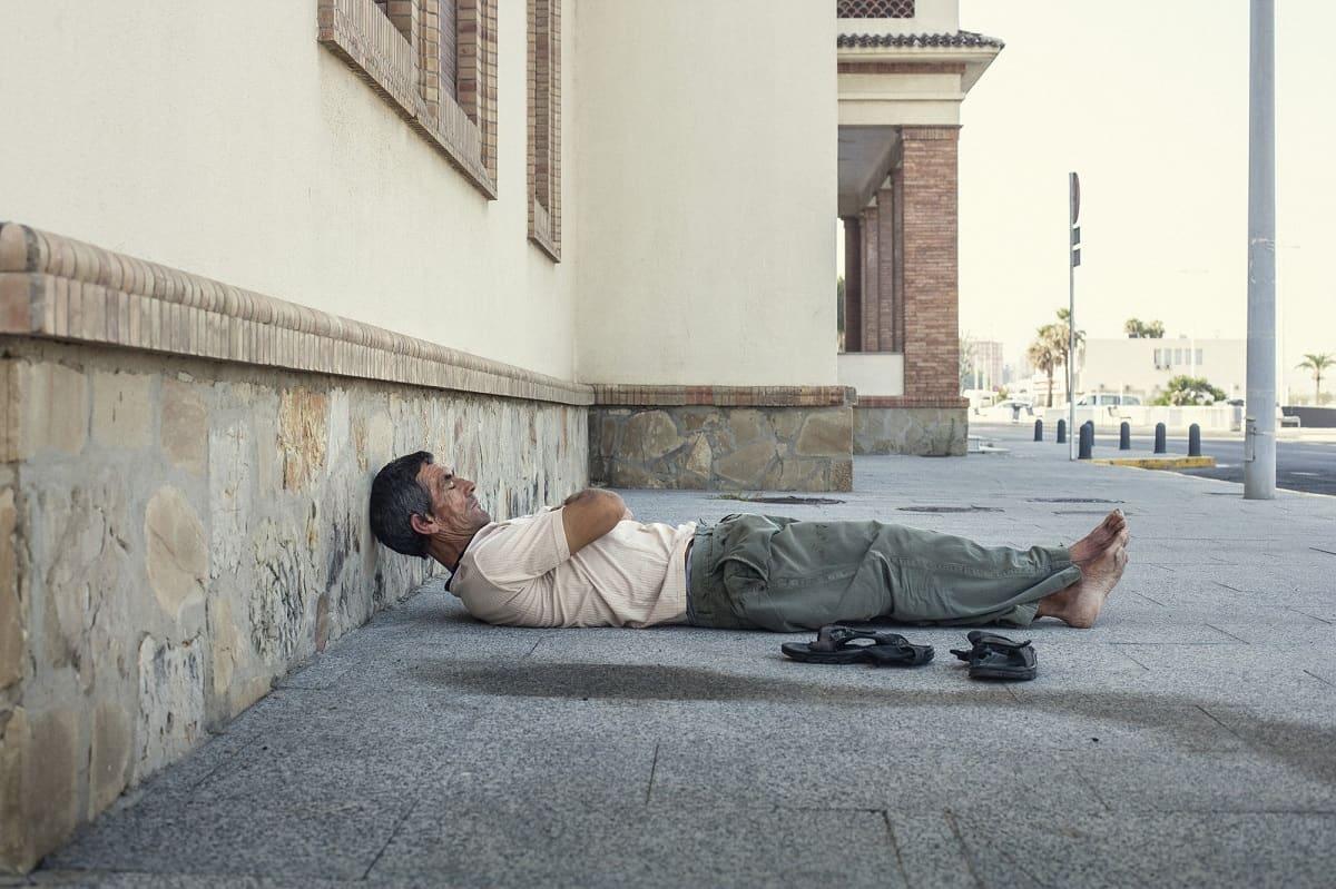 Carlos Spottorno: Poverty in Spain. Algeciras, 2009.