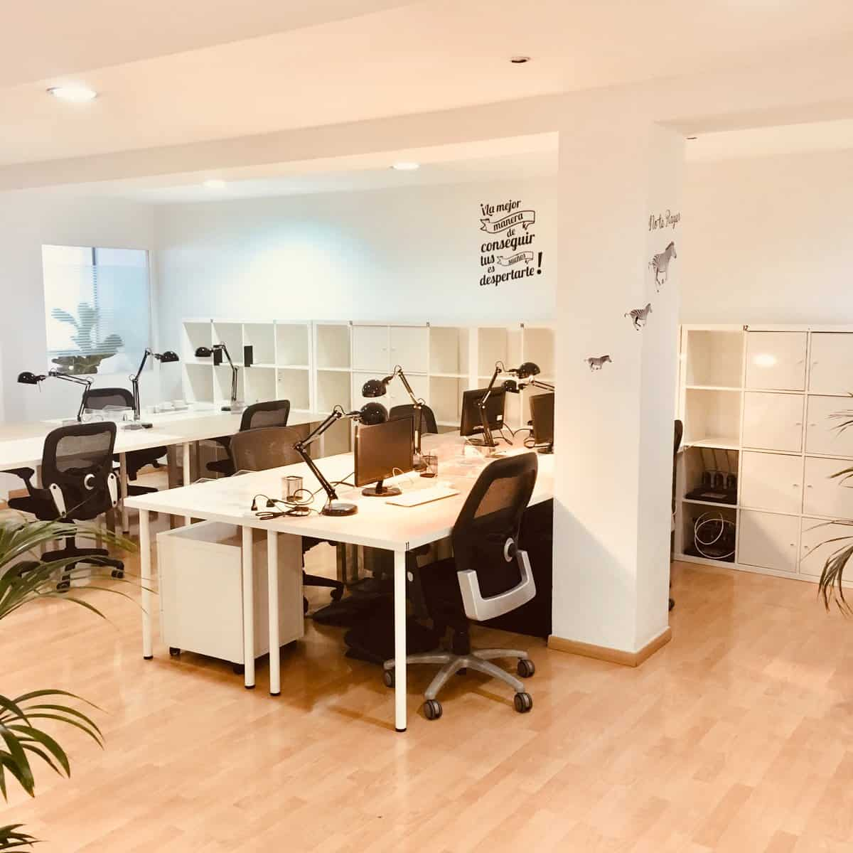 Coworking Lesseps