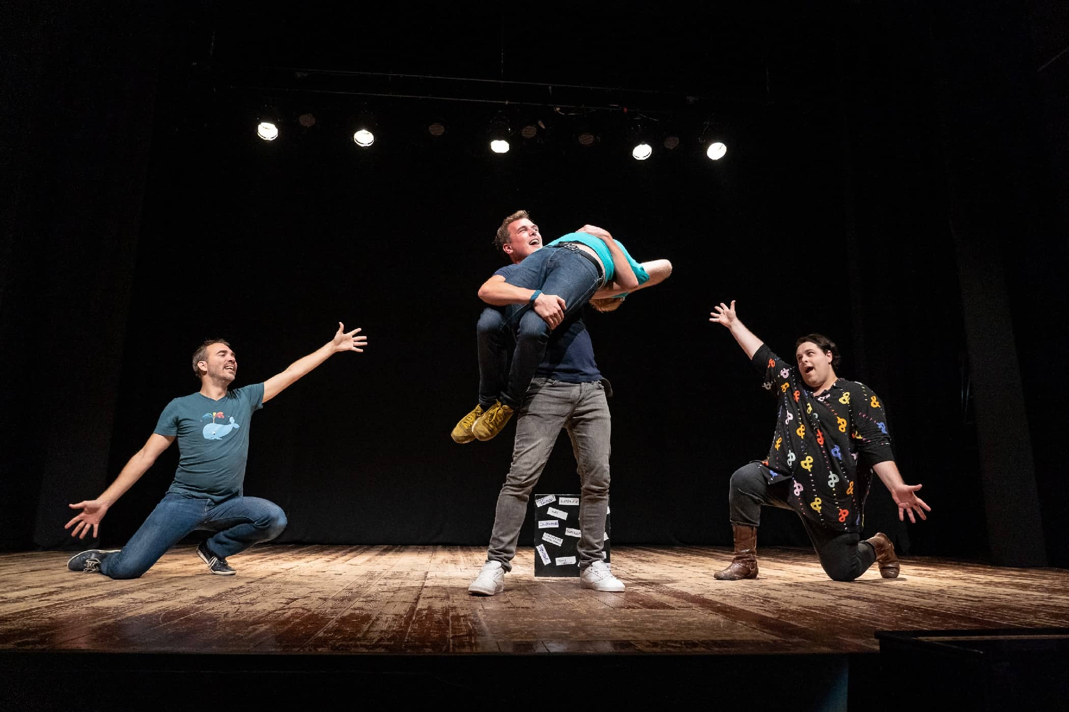 Barcelona Improv Group Festival 2019