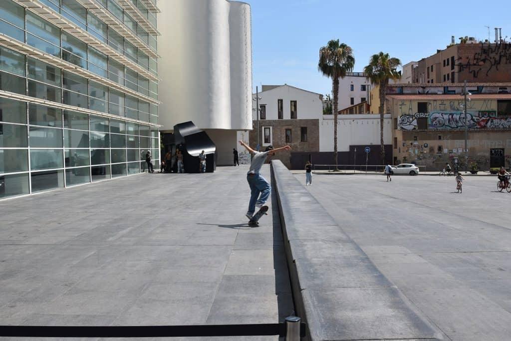 MACBA Skateboarding